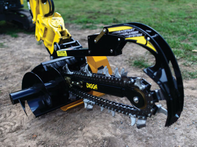 Digga trenchers for sale UK delivery